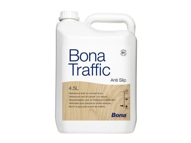 Non-slip treatment for flooring BONA TRAFFIC ANTISCIVOLO by Bona