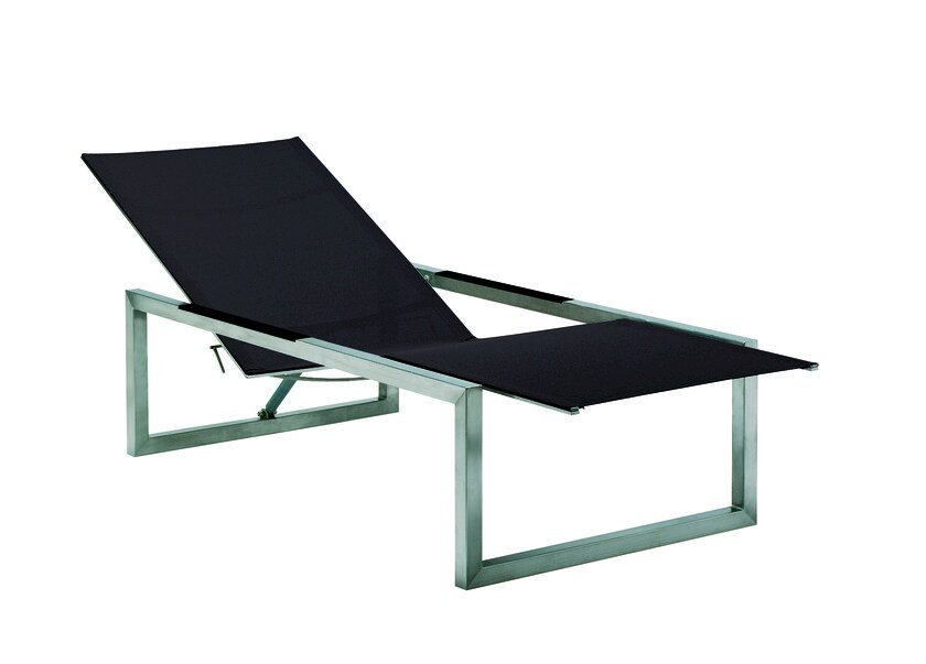 Recliner Batyline® garden daybed NINIX | Garden daybed by ROYAL BOTANIA