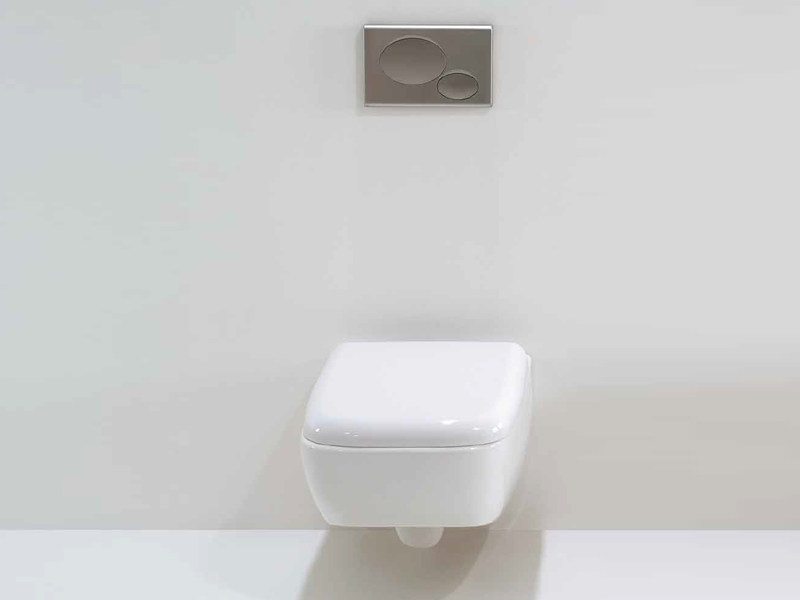Wall-hung ceramic toilet LILAC   Wall-hung toilet by GSG Ceramic Design