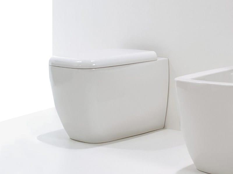 Ceramic toilet LILAC | Toilet by GSG Ceramic Design