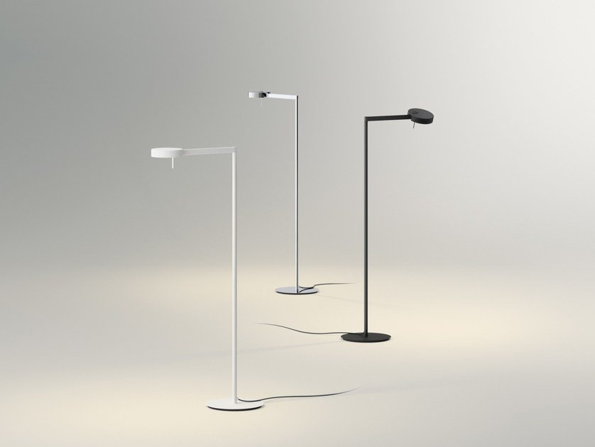 Floor lamp SWING 0516 by Vibia