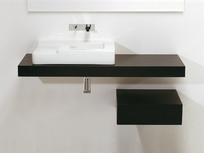 Pietraluce® washbasin countertop Pietraluce® washbasin countertop by GSG Ceramic Design
