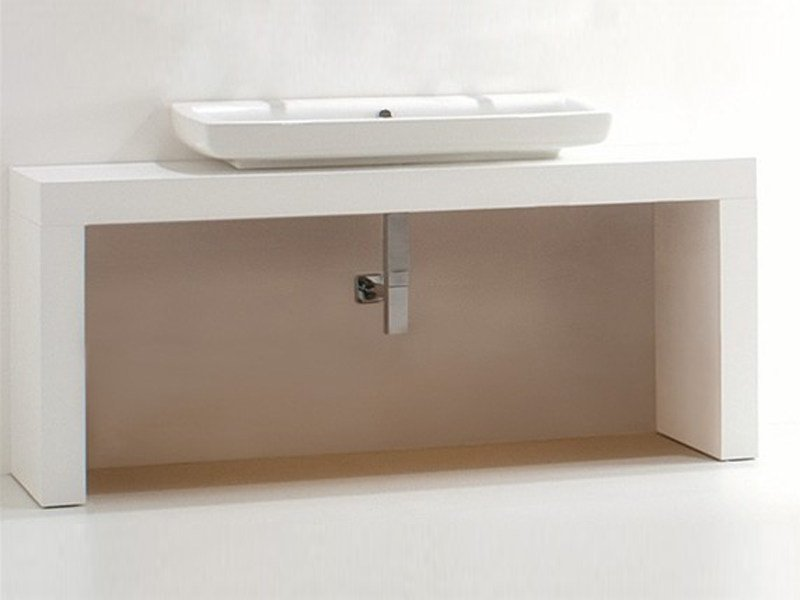 Wooden vanity unit Vanity unit by GSG Ceramic Design