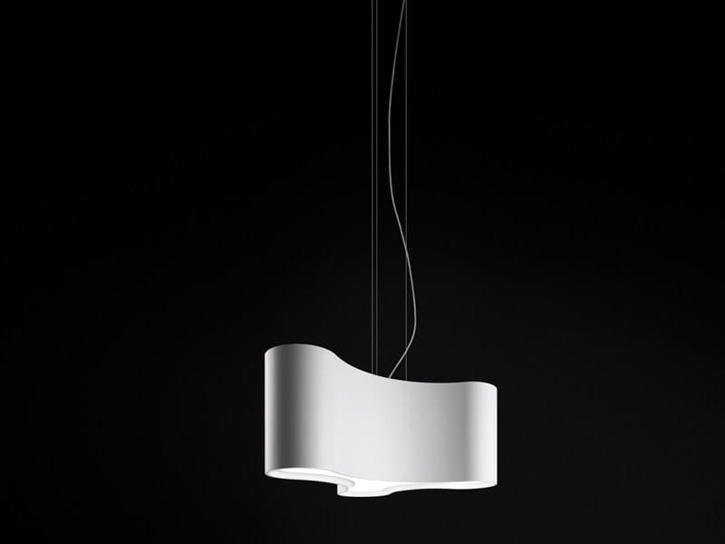 Pendant lamp AMEBA by Vibia