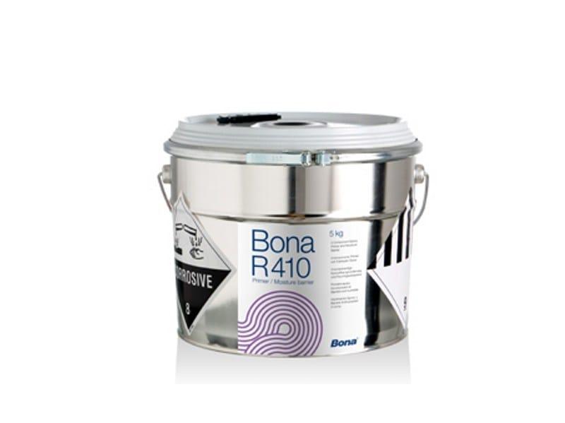 Renovating and de-humidifying formula and plaster BONA R410 by Bona