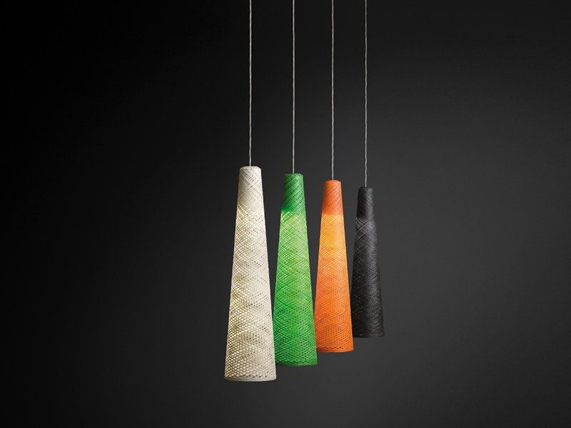 Pendant lamp WIND 4080 by Vibia