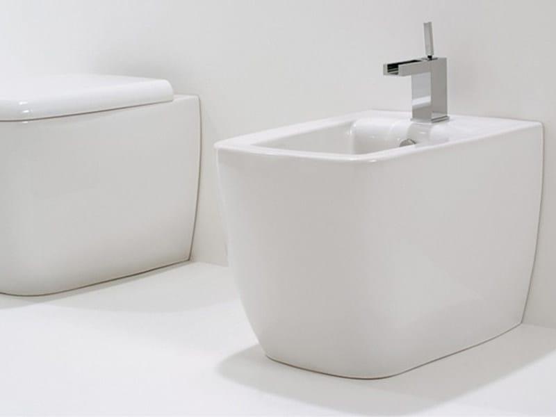 Ceramic bidet LILAC | Bidet by GSG Ceramic Design