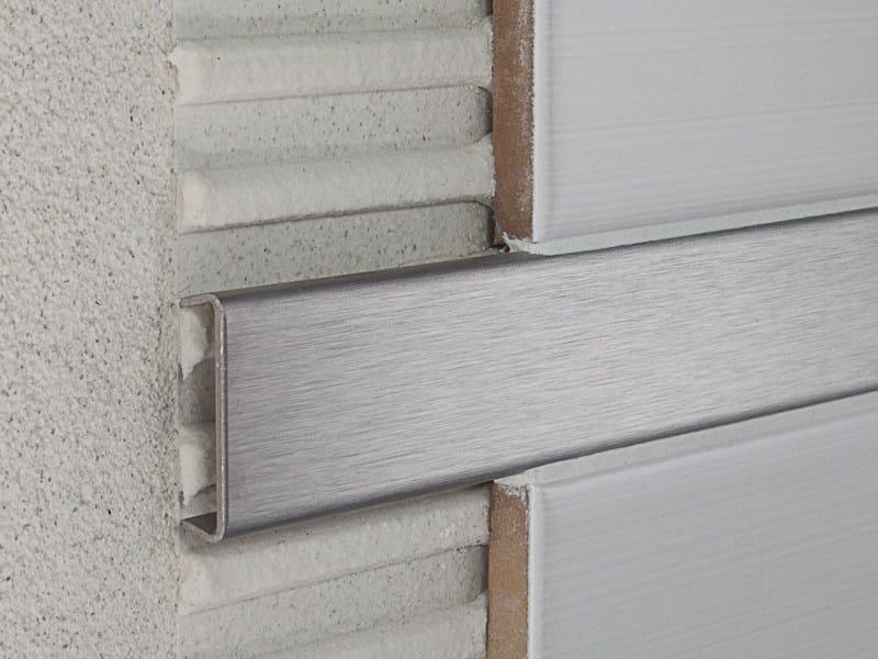 PROLIST Prolist LDF/20 in alluminio brill satinato fumè