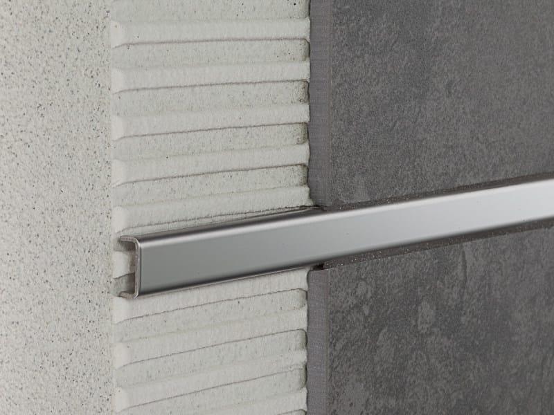 PROLIST Prolist LKA/15 in alluminio anodizzato argento