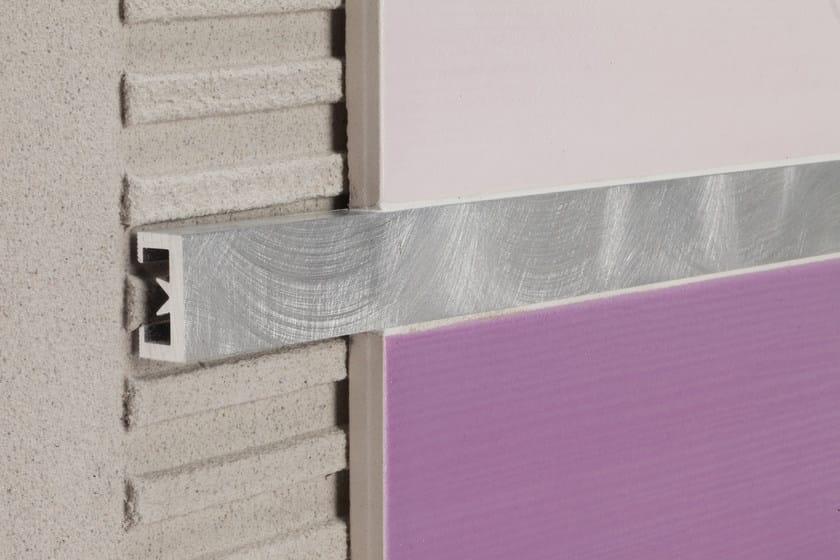 PROLIST Prolist LFAG in alluminio graffiato argento