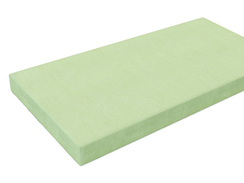 Polyester fibre thermal insulation panel SINTHERM-EVO by MANIFATTURA MAIANO