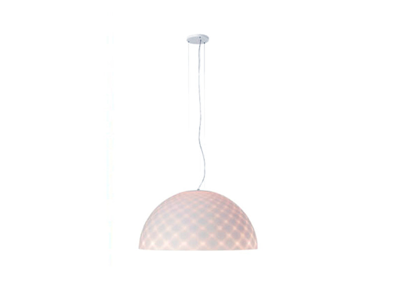 Steel pendant lamp CAPITONE | Pendant lamp by ALMA LIGHT