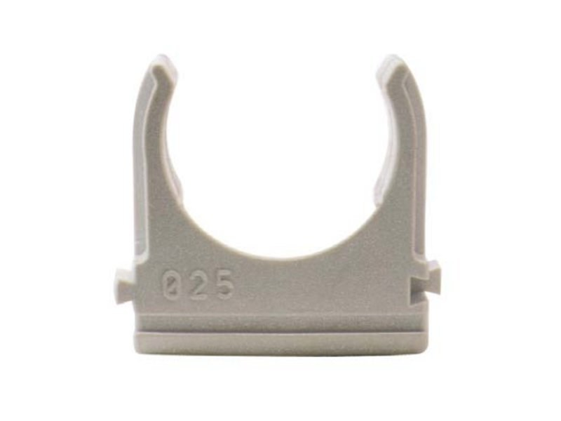 PVC Hose clamp FAST CLIP by G&B Fissaggi