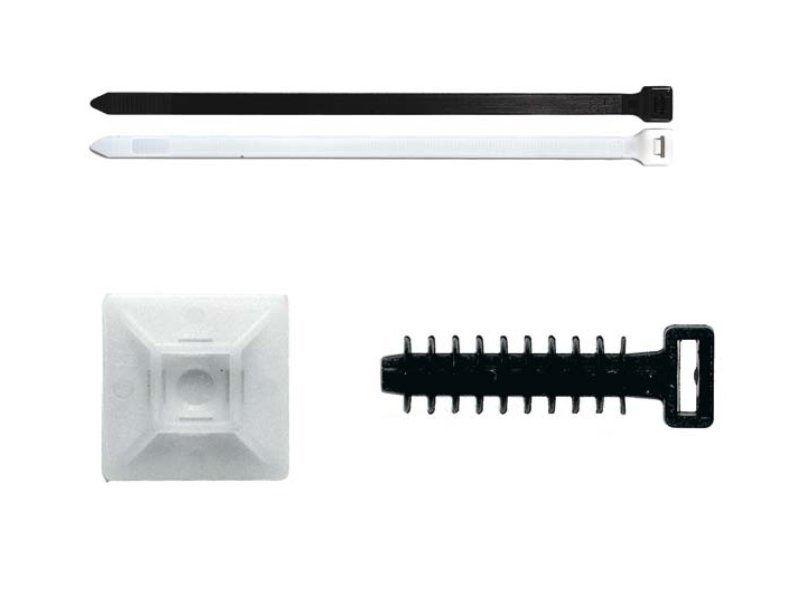 Nylon® Cable tie NYLON 6.6 CABLE TIES by G&B Fissaggi