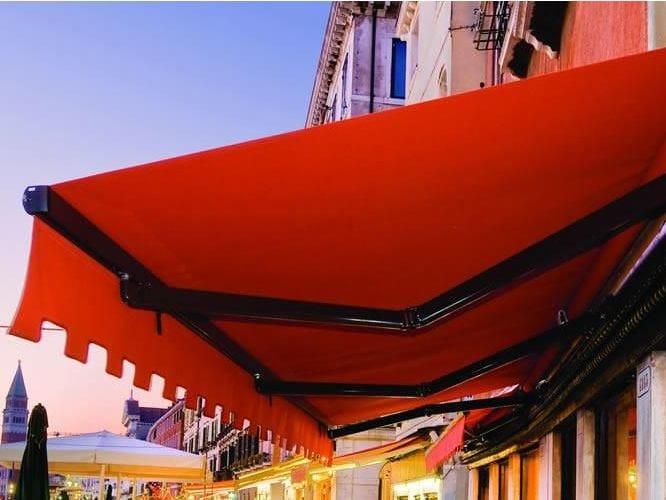 Folding arm awning VENEZIA GOLD by KE Outdoor Design