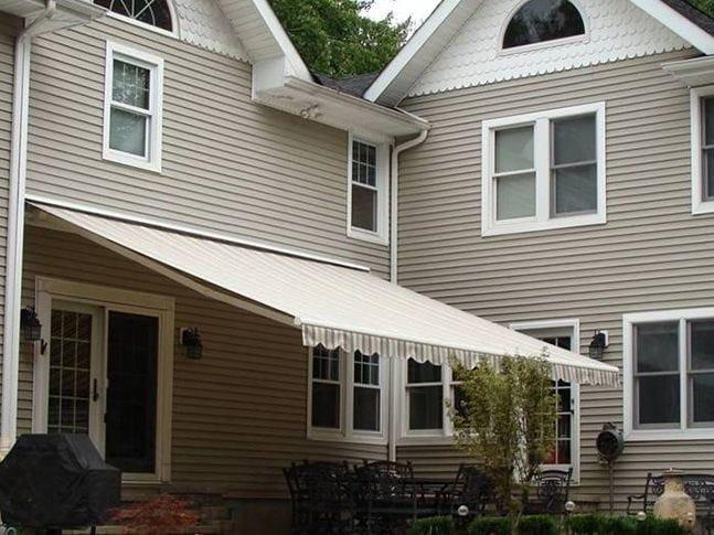 Tenda da sole a bracci FUTURA by KE Outdoor Design