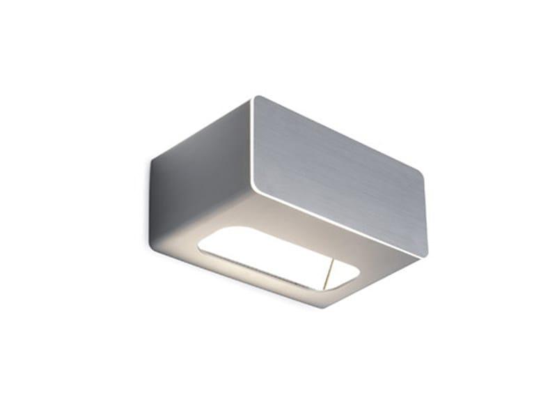 NoteLampada Da Parete In Alluminio Alma Light ZOiuPkX