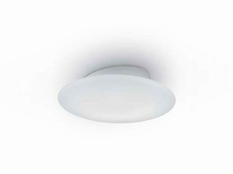 Blown glass ceiling lamp SUN | Ceiling lamp by ALMA LIGHT