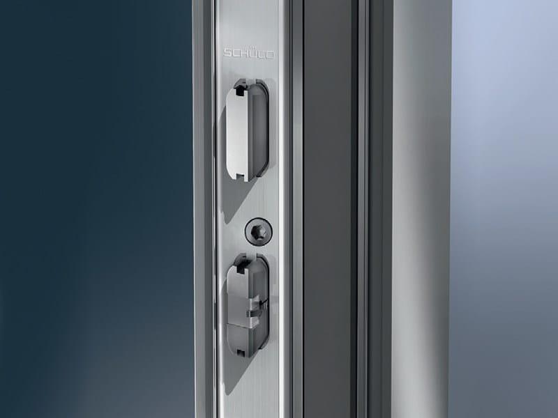 Glass door lock Schüco SafeMatic by Schüco