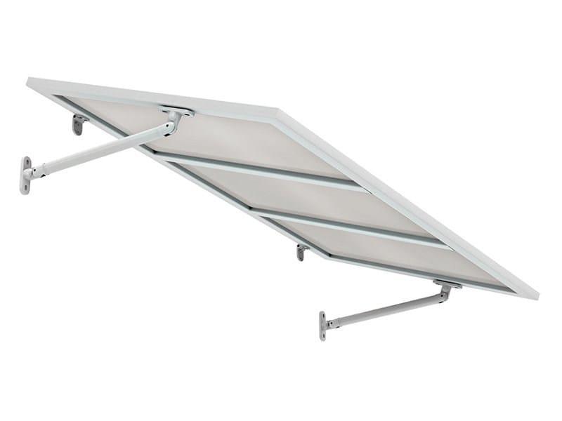 Aluminium door canopy ELISSA by KE Outdoor Design