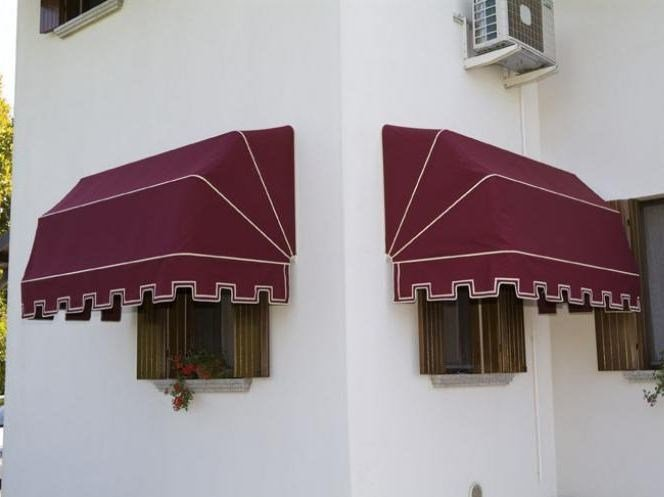 Basket awning AXIA by KE Outdoor Design