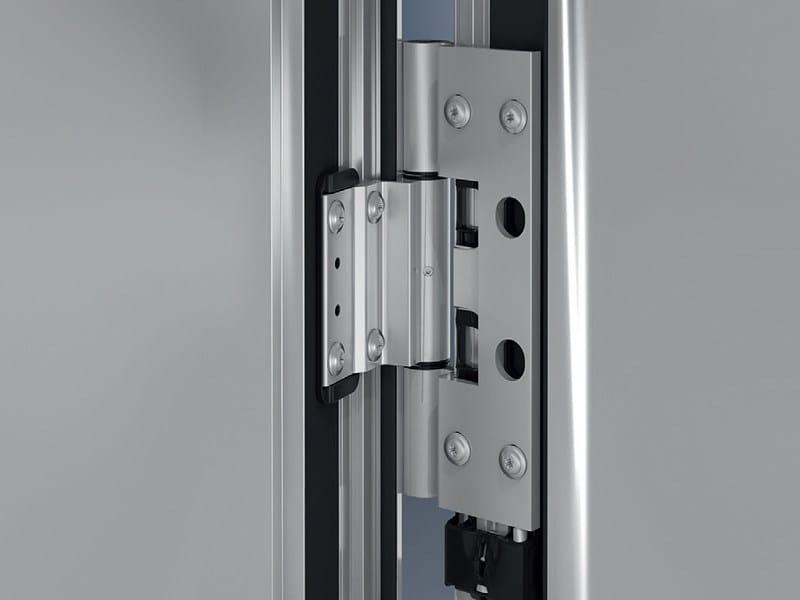 Schuco 239870 aluminium door hinge