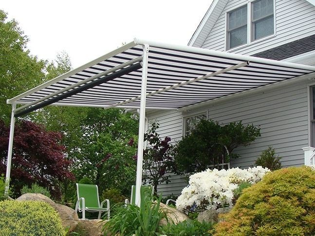sliding awning albatros plus by ke outdoor design