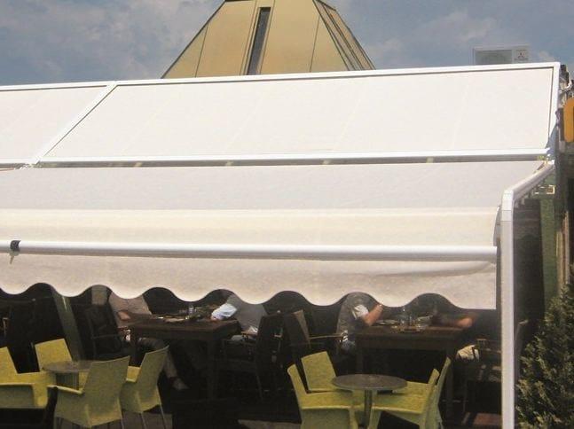 Tenda da sole scorrevole ECOTENDAL by KE Outdoor Design