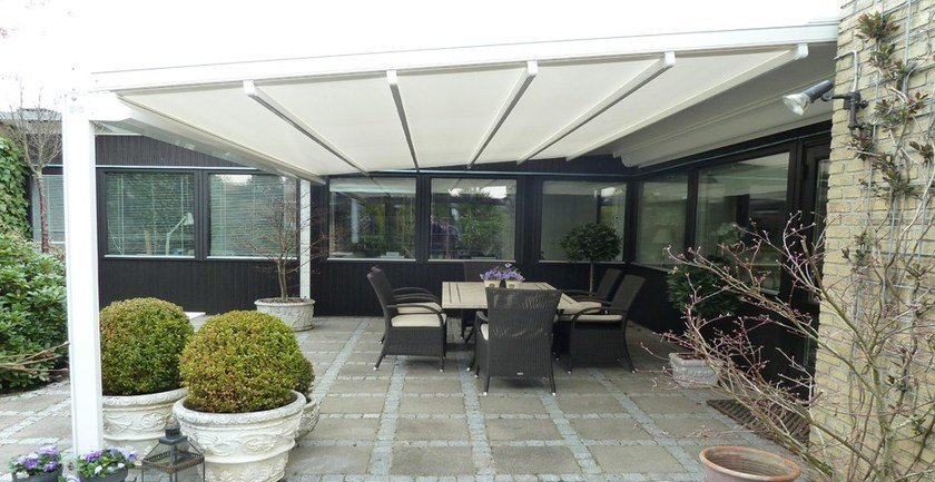 a1 pergola en aluminium by ke outdoor design. Black Bedroom Furniture Sets. Home Design Ideas