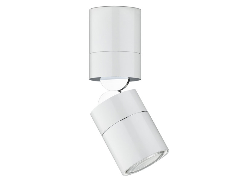 Halogen adjustable spotlight STAGE | Adjustable spotlight by Vibia