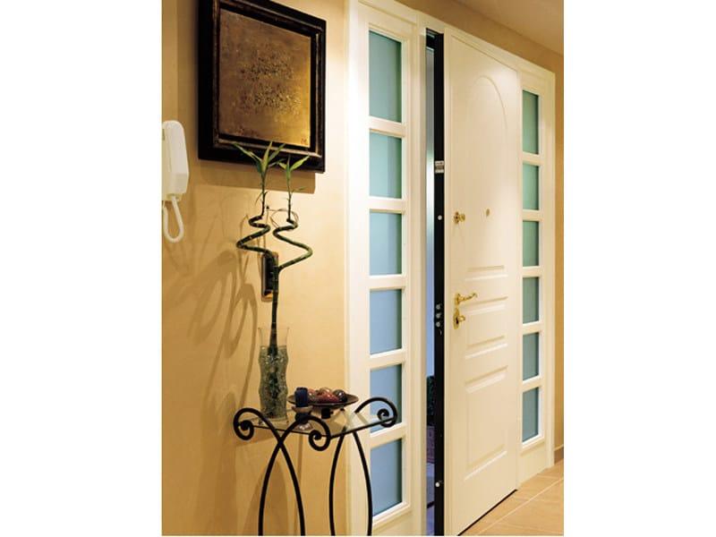 porte d entr e blind e vitr e main entrance by torterolo re. Black Bedroom Furniture Sets. Home Design Ideas