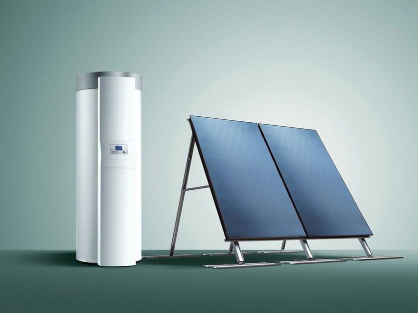 Solar panel auroSTEP plus by VAILLANT