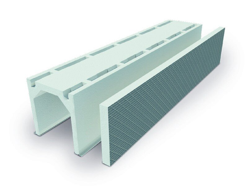 Box for roller shutter IPER M by EDILCASS
