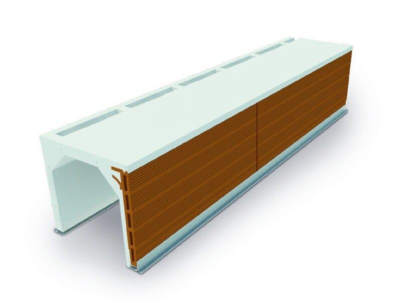 Box for roller shutter LATE by EDILCASS
