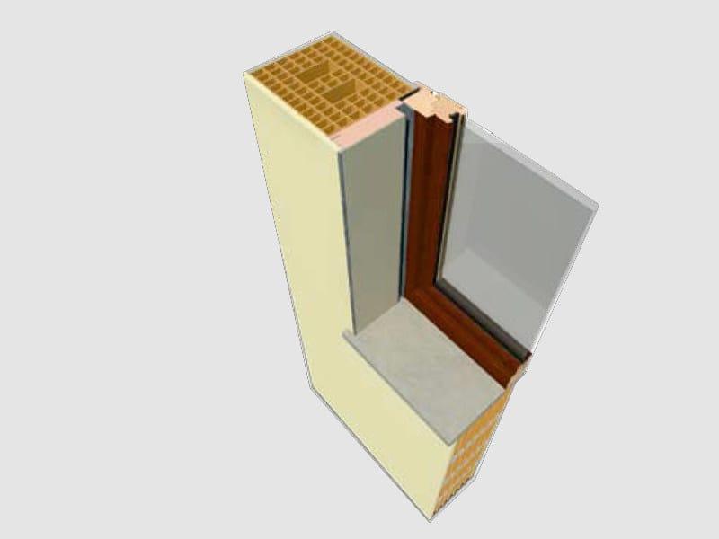 Monoblock window REVO by EDILCASS