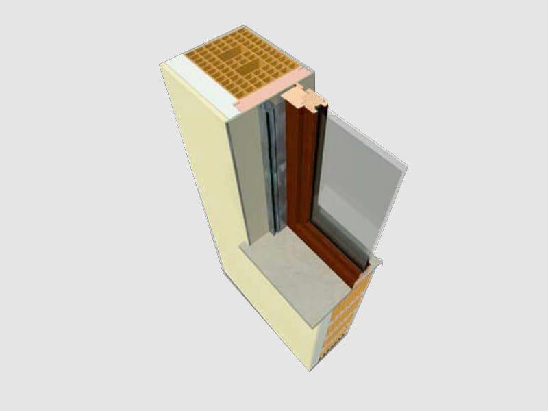 Monoblock window LUCE by EDILCASS