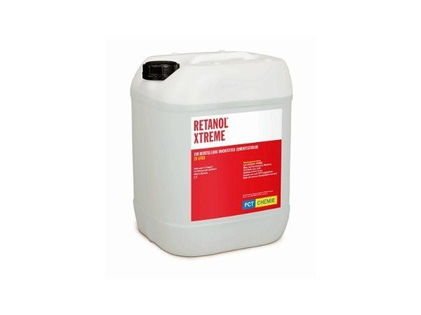 Screed and base layer for flooring RETANOL® XTREME by PCT ITALIA