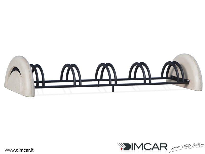 Bicycle rack Portabici Pireo a 5 posti by DIMCAR