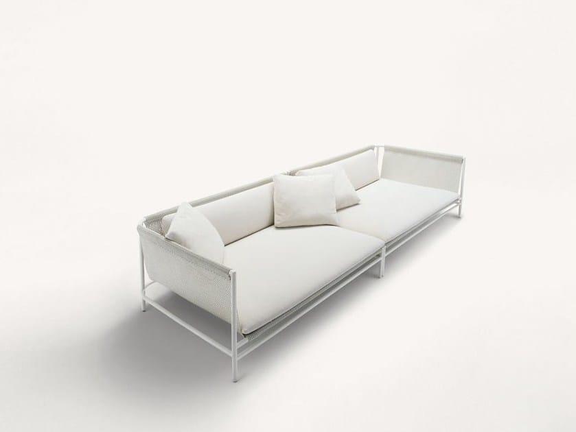 Modular sofa CANVAS | Sofa by paola lenti