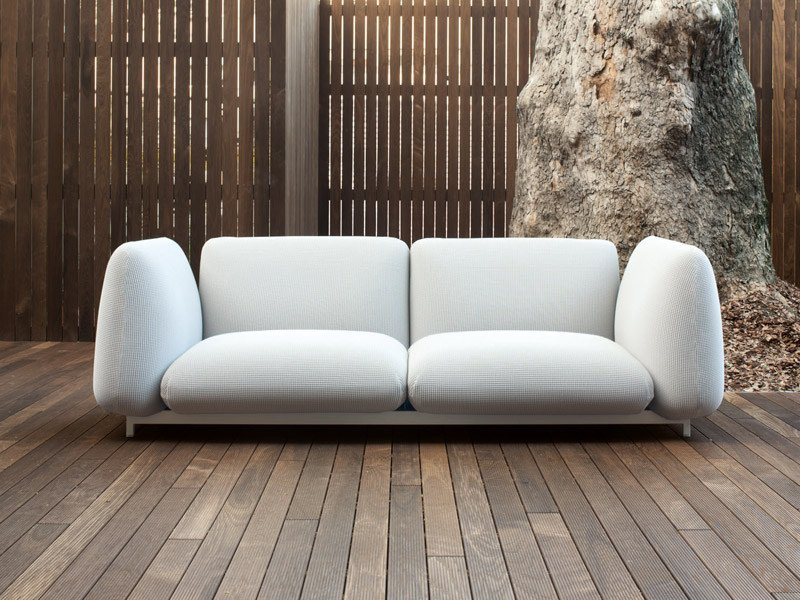 Mellow 2 Seater Sofa By Paola Lenti Design Francesco Rota