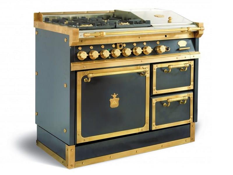 OG108   Cucina a libera installazione By Officine Gullo
