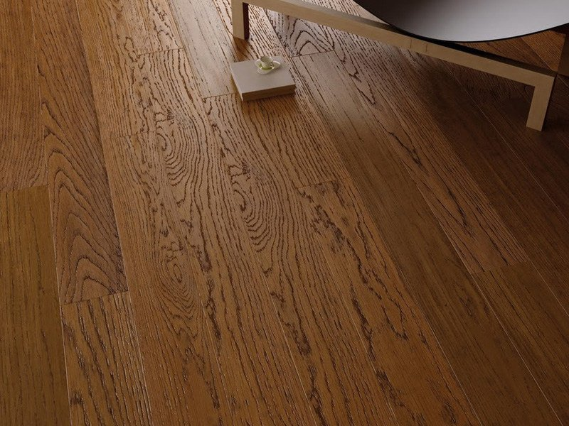 Multi-layer wood parquet OASI by IDEAL LEGNO