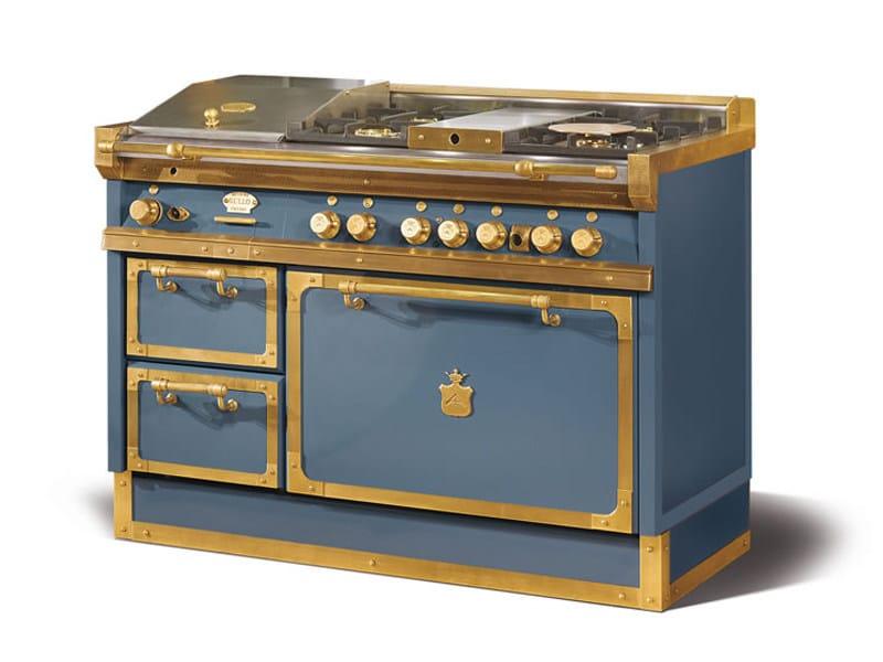 Steel cooker OG128 | Cooker by Officine Gullo