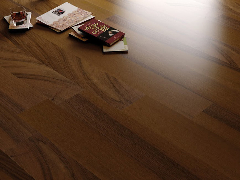 Multi-layer wood parquet OASI LISTONE by IDEAL LEGNO