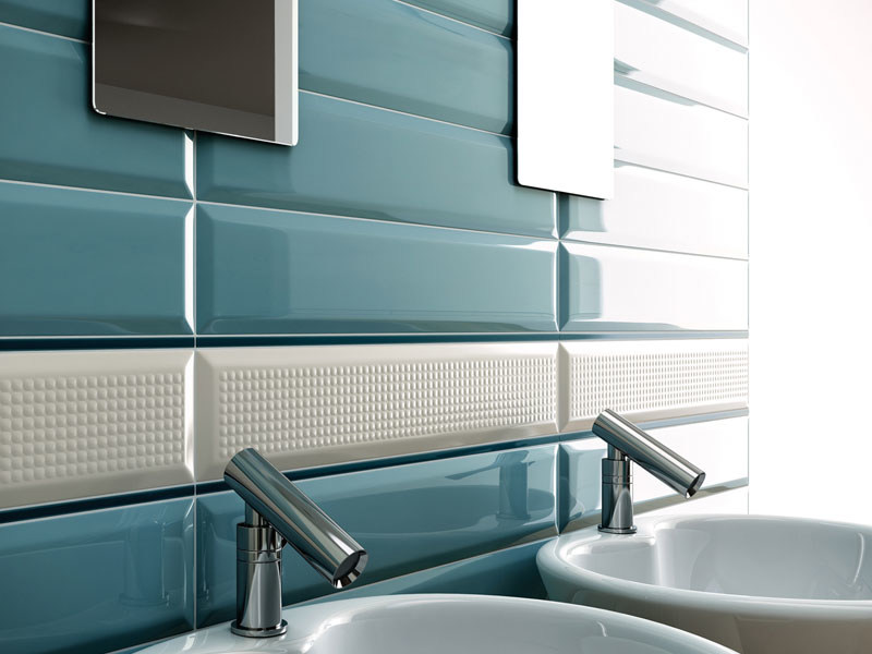 White-paste wall tiles CHIC by CERAMICA SANT'AGOSTINO