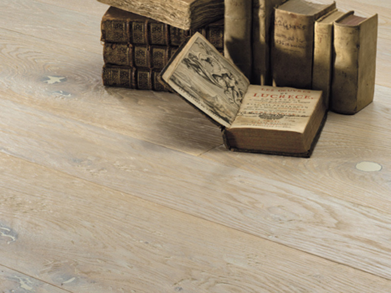 Oak parquet MEMORY TECLA by Woodco