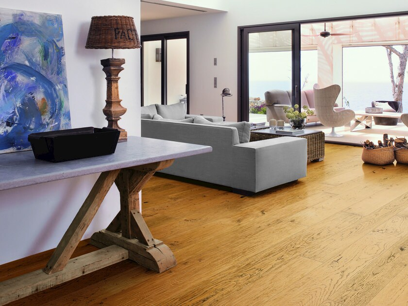 Oak parquet MEMORY AGATHA by Woodco