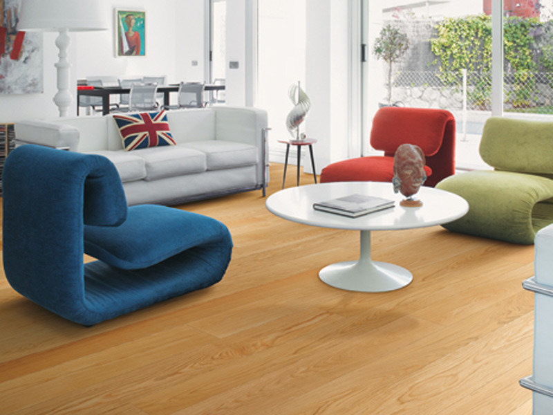 Oak parquet PHILOSOPHY PITAGORA by Woodco