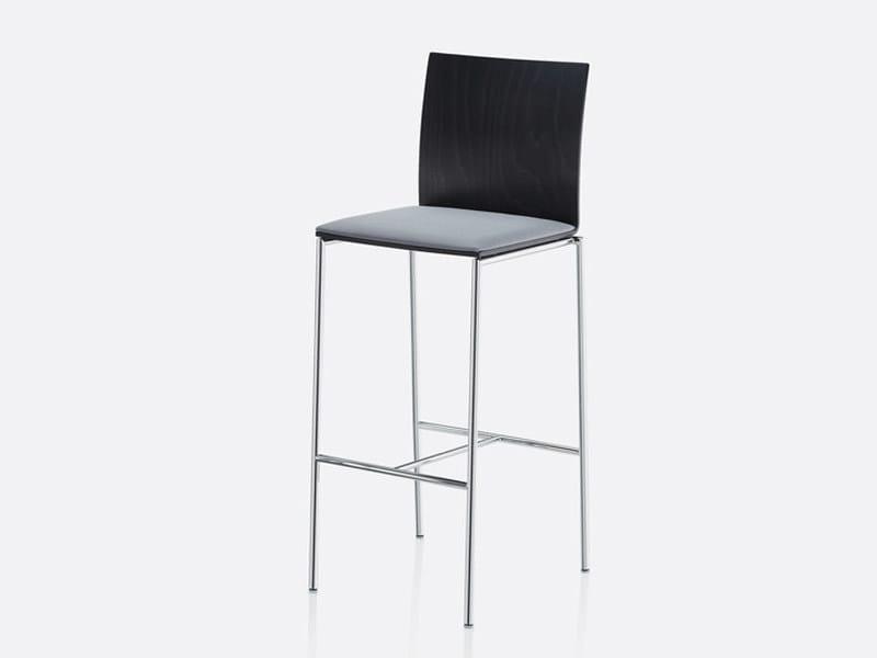 Wooden chair MILANOLIGHT | Chair by Brunner