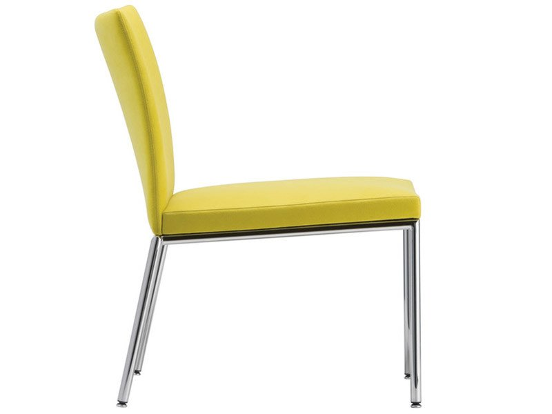 Fabric easy chair MILANOLOUNGE | Easy chair by Brunner
